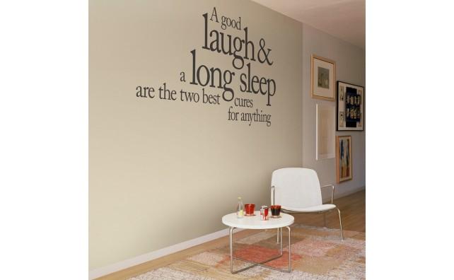 Mural a good laugh 1