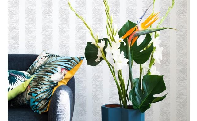 wallpaper wild stripes plant wine