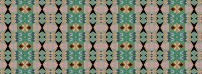Mural Geometric print 1