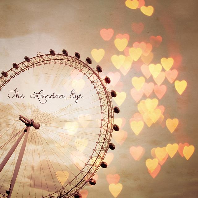 Keri Bevan London Eye