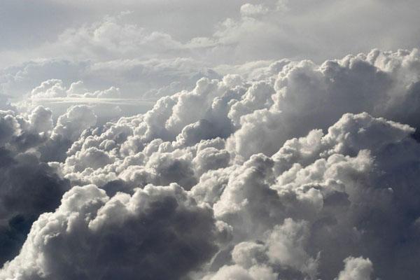 Mural Nubes
