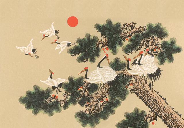 Mural Ukiyo Clow