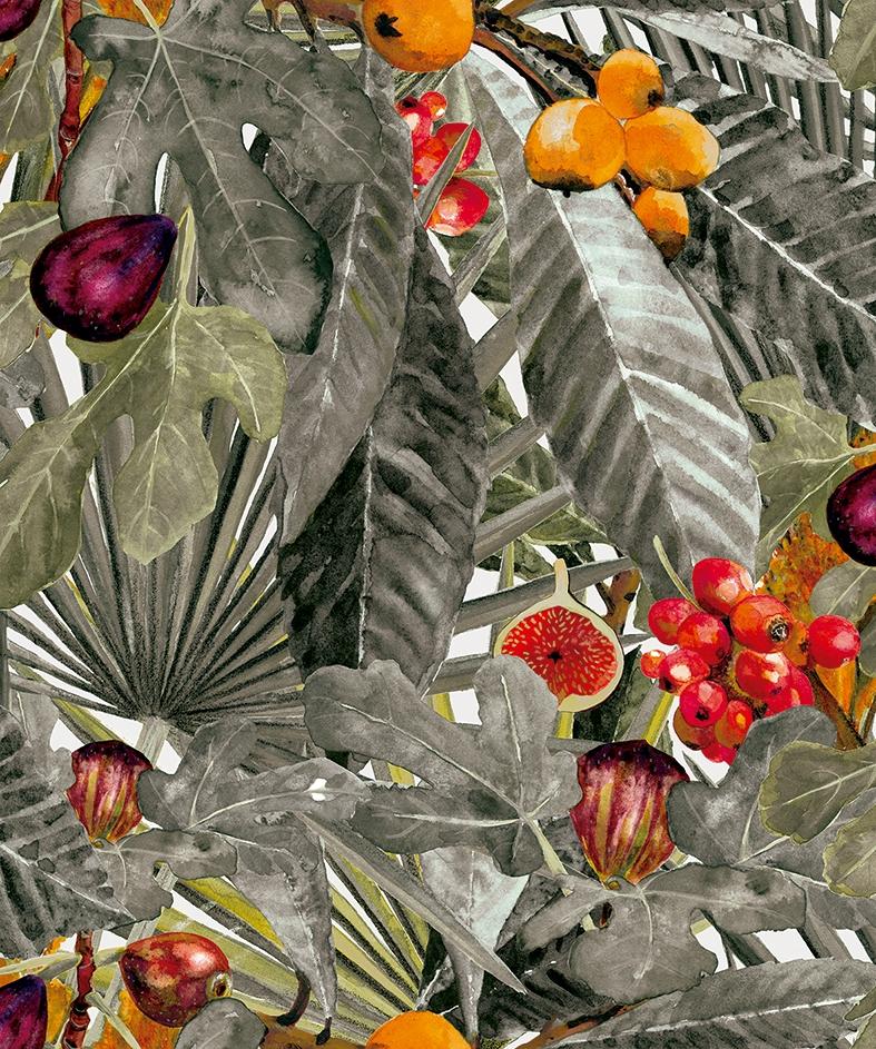 Papel pintado Neo-vegetable Winter