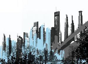 Mural Rascacielos