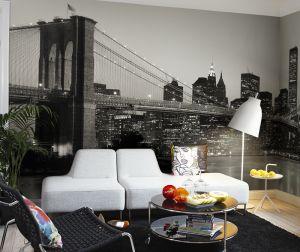 Mural Paisaje Nueva York 4