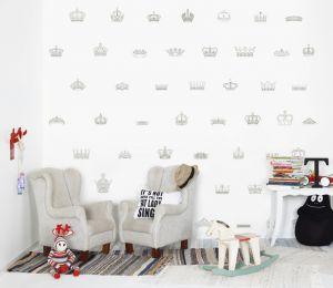 Mural Infantil Reyes y Reinas
