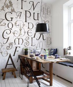Mural Letras