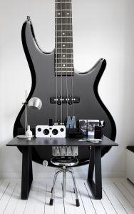 Mural Guitarra