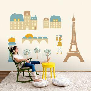 Mural St. Germain