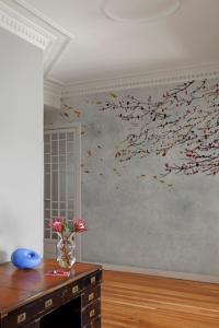 Mural Eolia Spring