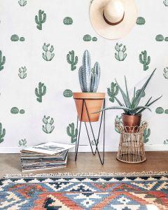 Papel pintado Arizona Beige