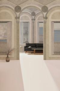 Mural Neo-Lineale Sunrise