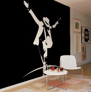 Mural Michael Jackson 1