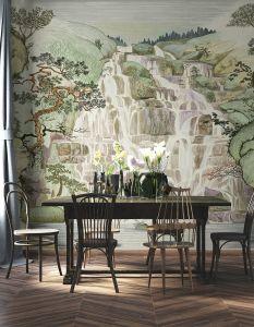 Mural Fallingwater Spring
