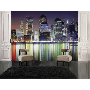 Mural Reflejos de Nueva York