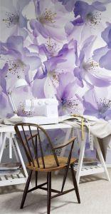 Mural Mundo de Flores