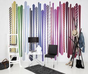 Mural Corbatas Multicolor