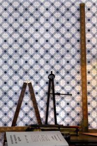 Papel Pintado Celosia Grey