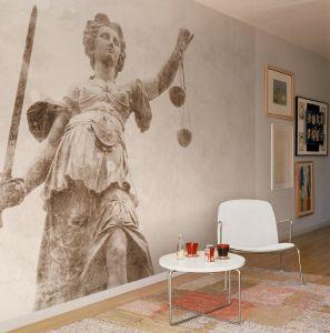 Mural Justice Sculpture
