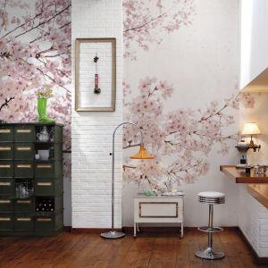 Mural Almond Tree Pink