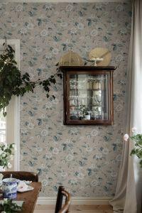 Papel pintado Laura´s Cottage Beige