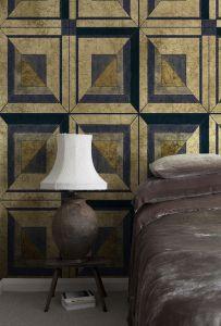 Mural Empire Gold