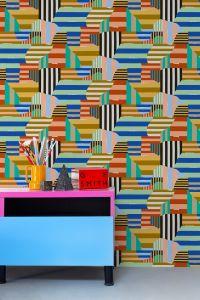 Papel pintado Landscape Dark by Mireia y sus cosas
