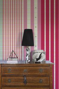 Mural 1/40 Pink by Teresa Sapey