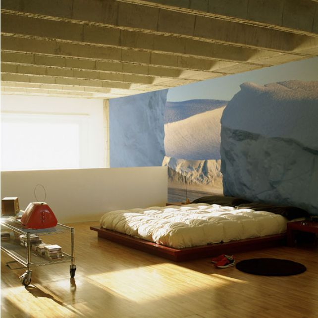 Mural Glaciar