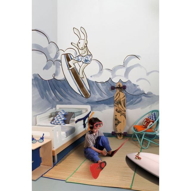 Mural Infantil Bora Bora Grana