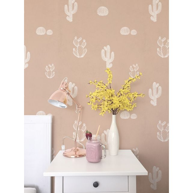 Papel pintado Arizona Mustard
