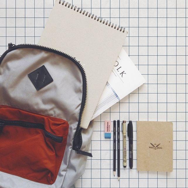 Papel pintado Notebook Beige
