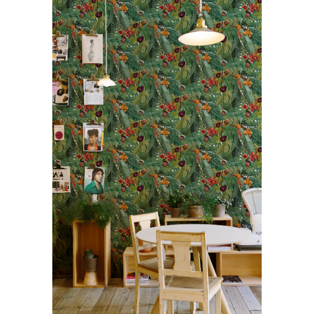 Papel pintado Neo-vegetable Summer