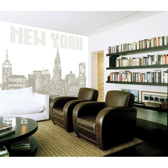 Mural NY Dibujado