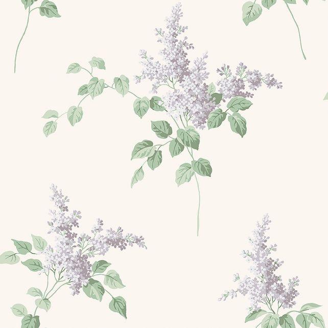 Lilacs 7668 wallpaper