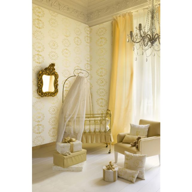 Papel pintado Lullaby Beige