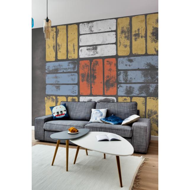 Mural  M2505-2 Argile