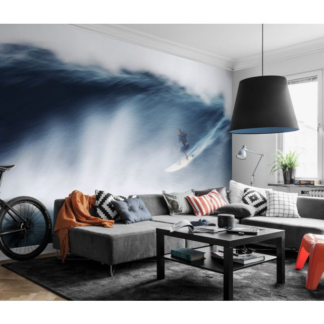 Mural Surfing