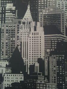 Papel Pintado Rascacielos