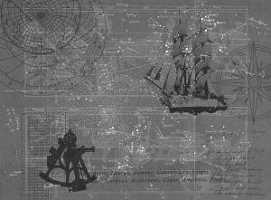 Mural Mapa Astral
