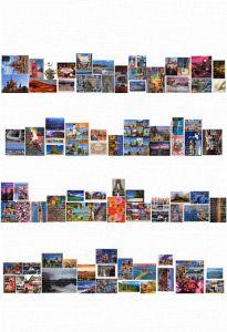 Mural Postales