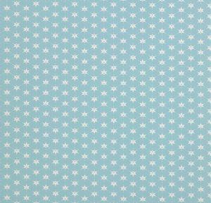 papel,pintado,Room,Seven,flores,topos,blanco,fondo,azul
