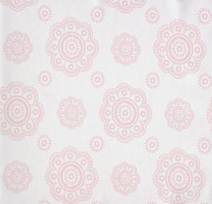 papel,pintado,Room,Seven,figuras,florales,rosa
