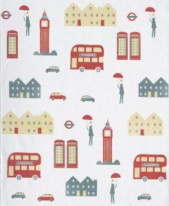 Papel Pintado Londres Cielo