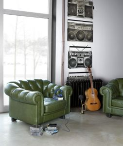Mural Radiocassettes
