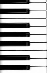 Mural Piano