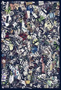 Mural Recortes Revistas