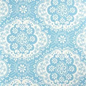 papel,pintado,flores,azul,blanco