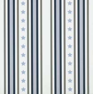 Papel Pintado Stars & Stripes Azul