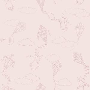Papel pintado Up&Away Pink